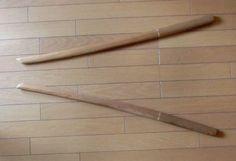 木刀。栂(つが)製。