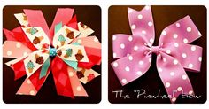 My name is Momma: Let's make .....hair bows! Pinwheel style hair bow tutorial