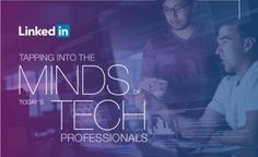 How to Reach Tech Decision Makers on LinkedIn [Infographic] http://rite.ly/jRCa