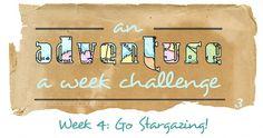 Adventure Challenge: Week 4! Go Stargazing. Its on, BJP!