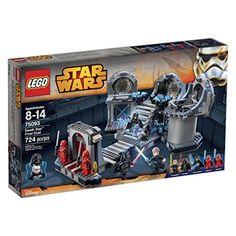 Cheap Lego Star Wars Building Kits | LEGO Star Wars Death Star Final Duel 75093 Building Kit