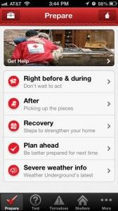 Connote Magazine's interview with the American Red Cross shows how their tornado app helped ensure users were safe and ready during the Moor. American Red Cross, Severe Weather, Save Life, Acting, Interview, Magazine, How To Plan, Magazines