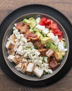 Zesty Chicken Cobb Salad | Try This Zesty Chicken Cobb Salad For Lunch Next Week