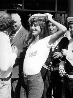 reciclandoenelatico.com Jane Birkin, iconic singer and actress of the 60s