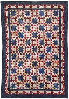 Star and Crown by Pat Speth (from Pat Speth Quilts)