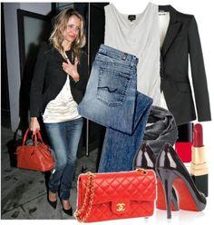 cameron diaz fashion style - Google Search