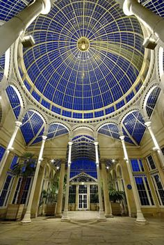 Great Conservatory at Syon Park Middlesex