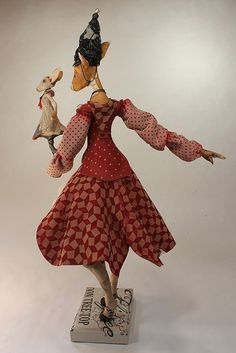 art doll by the fantastic Filigree