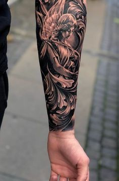50 amazing religious tattoos you can use for your i . # body art 50 e . - 50 amazing religious tattoos you can use for your … # Body Art 50 amazing religious tattoos tha - Tribal Arm Tattoos, Forarm Tattoos, Forearm Sleeve Tattoos, Full Sleeve Tattoos, Tattoo Sleeve Designs, Forearm Tattoo Men, Body Art Tattoos, Top Tattoos, Religious Tattoos For Men