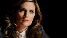 Angry, protective Kate Beckett