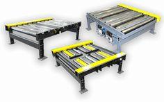 Titan ConveyorsTM introduces the Motorized Roller Conveyor, a modular conveyor system utilizing a 24 volt DC motorized drive within a roller.