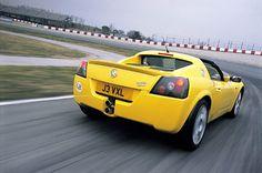 Vauxhall VX220 turbo