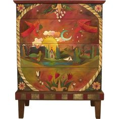 Dresser by Sticks DRS002-D9979, Artistic Artisan Designer Dressers