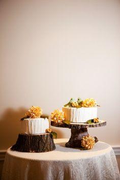 Like the idea of separate cakes