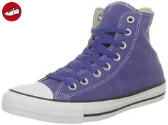 Converse Ct Bas Wash Hi 287110-61-52, Unisex - Erwachsene Sneaker, Blau (Bleu Foncé), EU 42 (*Partner-Link)
