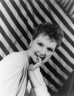 Mary Martin - Native of Weatherford. Mother of Larry Hagman. Starred in the original South Pacific but I remember her as Peter Pan!