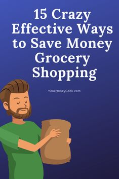 Are you looking to free up some extra cash or save more money? One of the best ways to save money is to become a frugal food shopper. Learn 15 crazy effective hacks to save money grocery shopping. Save Money On Groceries, Ways To Save Money, Money Tips, Money Saving Tips, Gas Buddy, Create A Shopping List, Shopping Tips, Grocery Savings Tips, Discount Gift Cards