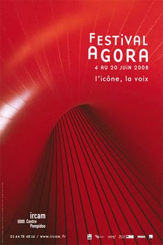 Festival Agora 2008