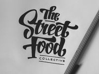 The Street Food Collective - Logo Concept 1