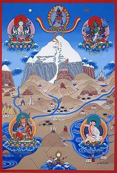 sacred Kailash