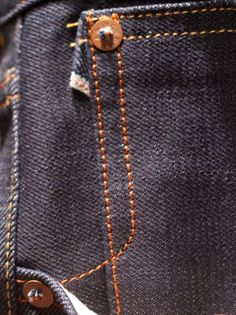 Indigofera Kirk Heavy Roswell Selvage - Indigofera - Denim Heads - Only The Best