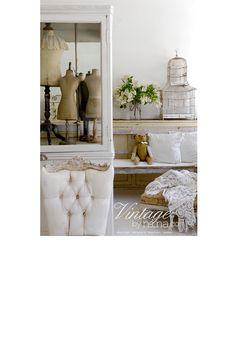 Show room ▇  #Vintage #Home #Decor  via - Christina Khandan  on IrvineHomeBlog - Irvine, California ༺ ℭƘ ༻