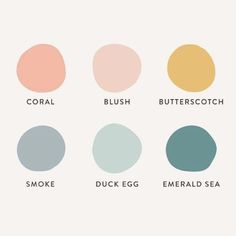 A fresh and feminine colour palette for a makeup art business. ——— A fresh and feminine colour palette for a makeup art business.Smoke - bed throw (look primark) Coral, blush, duck egg - cushionsA fresh and feminine colour palette for a new client. Colour Pallette, Color Combos, Spring Color Palette, Color Schemes Colour Palettes, Pastel Colour Palette, Bedroom Color Palettes, Duck Egg Blue Colour Palette, Dorm Color Schemes, Pantone Colour Palettes