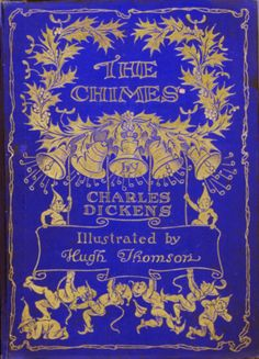 Dickens' festive short story eclipsed by the success of A Christmas Carol. Read in December 2012.