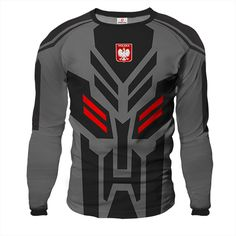 ARMOR Goalkeeper Jersey MAXIMUS With Custom Name And Number grey