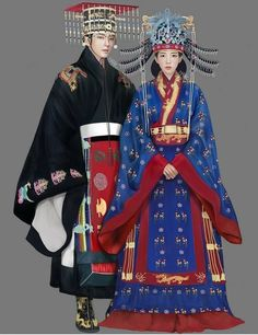 Pin by eter summer on costume_hanbok in 2019 Korean Traditional Clothes, Traditional Fashion, Traditional Dresses, Korean Hanbok, Korean Dress, Korean Outfits, Oriental Fashion, Asian Fashion, Moon Lovers