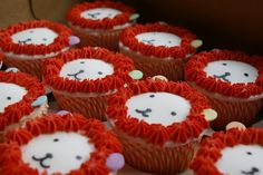 Another cute circus party idea.