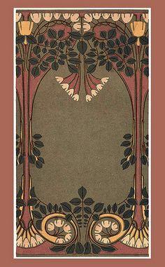 ART NOUVEAU design 3