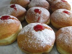 RECIPE: Sufganyot (Jelly Donuts) For Hannukah | Green Prophet