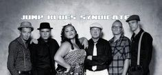 JUMP BLUES SYNDICATE  - 50's Style R'n'B, Rock'n'Roll,Mambo,New Orleans and Swing