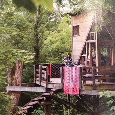 Coolest cabin ever!
