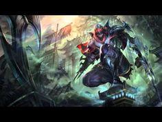 League of Legends Zed