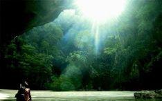 Emerald Cave (Morakot Cave), Trang, Thailand