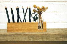*5* Stifthalter mit Blumenvase