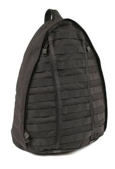 Parkour sling backpack