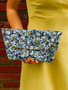 Beaded Clutch using So Sew Easy Clutch pattern.