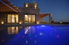 #BlueCollection … Unique Luxury Living Experience !!! Cheers from #Mykonos #Greece
