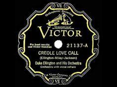 1928 HITS ARCHIVE: Creole Love Call - Duke Ellington (Adelaide Hall, voc...