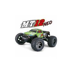 FUNTEK MT-12 Neo 1:12 Monster Truck távirányítós autó Monster Trucks, Toys, Activity Toys, Clearance Toys, Gaming, Games, Toy, Beanie Boos