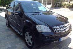 2007 Mercedes ML-class 320 cdi 3.0L 22,900 EUR #Cyprus #Limassol