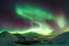 #Tromsø is one of the best places worldwide to observe the Northern lights, being in the middle of the #Aurora Borealis zone. Starting in October, from 18:00 to about 00:00 o'clock each day, one can stand by and watch out for the Aurora. Doing so from the comfort and #luxury of your #yacht, with a warm beverage in hand, can make this experience further pleasant.