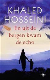 Op 21 mei verschijnt En uit de bergen kwam de echo, de langverwachte nieuwe roman van Khaled Hosseini, bestseller auteur van De Vliegeraar en Duizend schitterende zonnen.