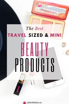 The best (and sometimes refillable!) carry-on makeup and skincare for your next flight. Look glam and put together at the baggage carousel with these beauty must haves! Packing Tips, Travel Packing, Travel Tips, Travel Ideas, Travelling Tips, Travel Hacks, Travel Essentials, Traveling, Travel Gadgets