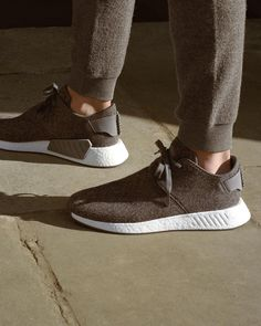 huge selection of fd0bf f1f5b Wings+horns x adidas NMD R2.