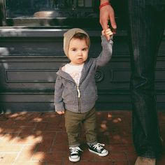 Adorable baby boy outfit