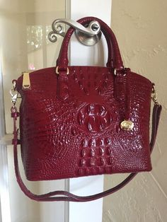 Brahmin Medium Asher Tote Cove Melbourne Leather F C And